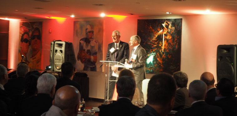 Bill Fox (NADA Chairman 2015) and Forrest McConnell (NADA Chairman 2014 )